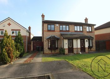 Thumbnail 3 bed semi-detached house to rent in Sorrel Wynd, Newton Aycliffe