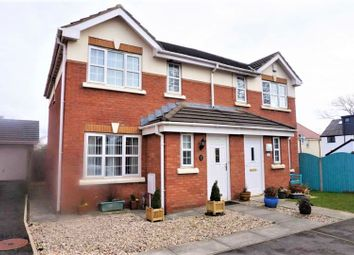Thumbnail 3 bed semi-detached house to rent in Garden Close, Blackpool