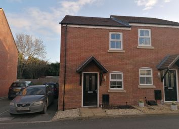 Thumbnail 2 bed semi-detached house for sale in Eggleton Lane, Holmer, Hereford