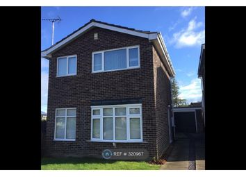 Thumbnail 3 bed detached house to rent in Draycott Place, Dronfield