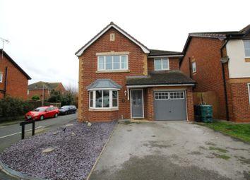 Thumbnail 3 bed detached house for sale in Llys Claerwen, Kinmel Bay, Rhyl, Conwy