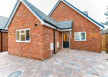 Thumbnail 3 bed bungalow for sale in Stoke Road, Bletchley, Milton Keynes