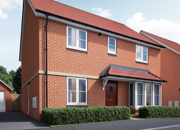 """Thumbnail 4 bed detached house for sale in """"The Pembroke"""" at Halstead Road, Kirby Cross, Frinton-On-Sea"""