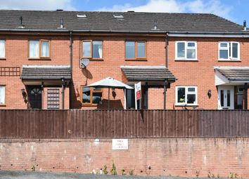 Thumbnail 3 bed terraced house for sale in Ithon Close, Llandrindod Wells