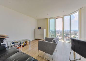 Thumbnail 1 bed flat for sale in Pinnacle Apartments, Saffron Square, Croydon