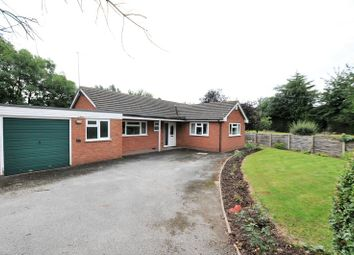 Thumbnail 3 bed detached bungalow for sale in Henhurst Hill, Outwoods, Burton-On-Trent