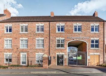 Thumbnail 1 bed flat for sale in St. Clements Court, South Street, Atherstone, Warwickshire