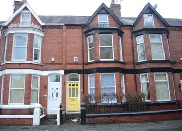 Thumbnail 5 bed terraced house to rent in Elm Vale, Fairfield, Liverpool