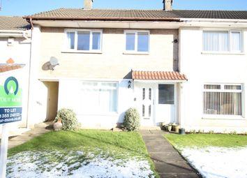 Thumbnail 3 bedroom terraced house to rent in Halfmerk North, East Kilbride, Glasgow