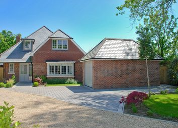 Thumbnail 4 bed detached house for sale in Lower Pennington Lane, Pennington, Lymington