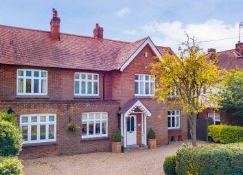 Thumbnail 4 bed detached house for sale in Borough Lane, Saffron Walden