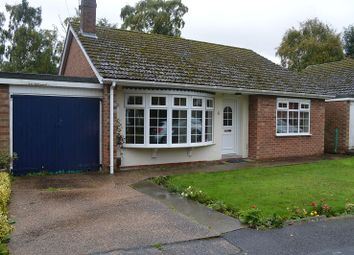 Thumbnail 3 bedroom detached bungalow to rent in Willowfield Avenue, Nettleham, Lincoln