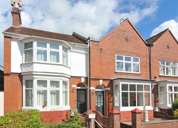 Thumbnail 3 bed end terrace house to rent in Highcross Road, Exeter