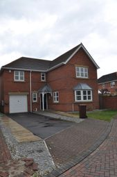 Thumbnail 4 bed detached house to rent in Aldenham Park, Hull