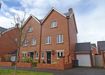 Thumbnail 4 bed semi-detached house for sale in Ramsbury Drive, Old Sarum, Salisbury