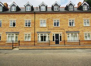 Thumbnail 3 bed flat to rent in Silver Street, Peterborough