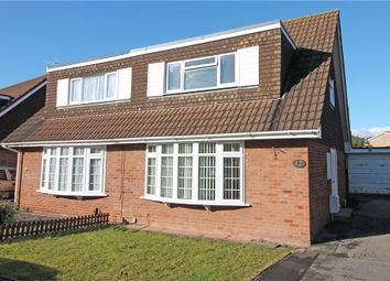 Thumbnail 2 bed semi-detached house for sale in Clevedon, North Somerset