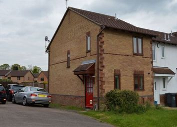 Thumbnail 2 bedroom end terrace house to rent in Braemar Crescent, East Hunsbury, Northampton