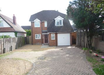 Thumbnail 4 bedroom detached house to rent in London Road, Castleview, Slough