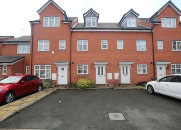 Thumbnail 3 bed town house for sale in Deerfield Close, St Helens