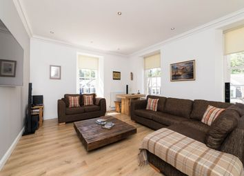 Thumbnail 3 bed flat for sale in Glasgow Road, Perth