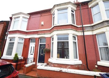3 bed terraced house for sale in Stormont Road, Garston, Liverpool L19