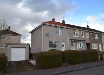 Thumbnail 2 bed semi-detached house for sale in Community Road, Bellshill