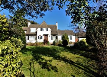 Thumbnail 3 bed detached house to rent in Mayfield Drive, Exmouth, Devon.