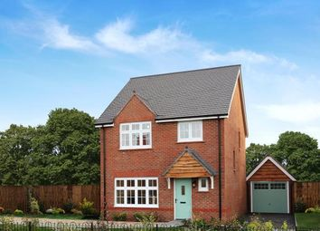 Thumbnail 4 bed detached house for sale in Manor Road, Kettering, Northamptonshire