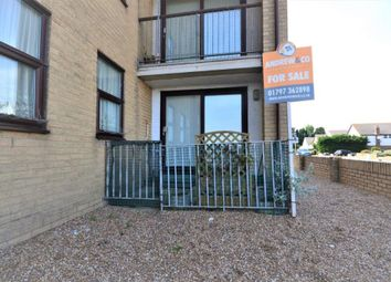Thumbnail 2 bed flat for sale in Grand Court, Grand Parade, Littlestone