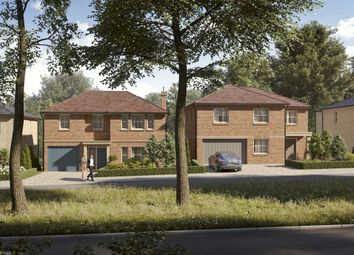 Thumbnail Land for sale in Plot D Woodlands Drive, Hoddesdon, Hertfordshire