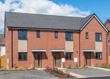 Thumbnail 2 bed terraced house for sale in Ivinson Way, Bramshall, Uttoxeter