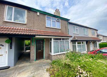 Thumbnail 3 bed terraced house for sale in Marlott Road, Shipley