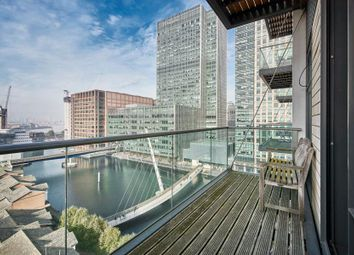Thumbnail 2 bedroom flat for sale in Discovery Dock West, Canary Wharf