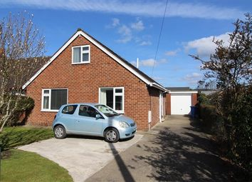 Thumbnail 4 bed bungalow for sale in Manor Road, Preston