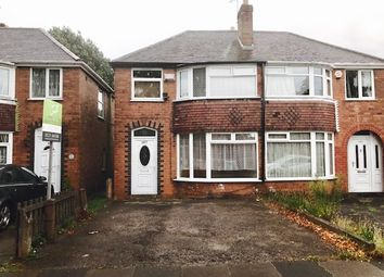 Thumbnail 3 bed semi-detached house to rent in Turnberry Road, Great Barr, Birmingham