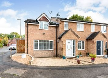 Mulberry Way, Chineham, Basingstoke, Hampshire RG24. 4 bed semi-detached house for sale
