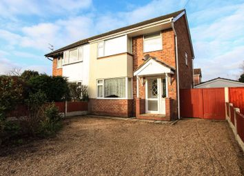 Thumbnail 3 bed semi-detached house for sale in Fletchers Drive, Burscough, Ormskirk