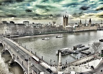 Thumbnail 3 bed flat for sale in 1 Albert Embankment, London