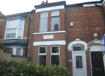 Thumbnail 2 bedroom end terrace house to rent in Beaconsfield Gardens, Raglan Street, Hull