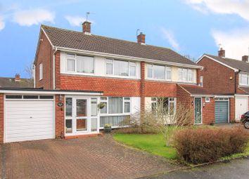 3 bed semi-detached house for sale in Crossfell Road, Leverstock Green, Hemel Hempstead HP3