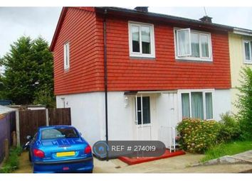 Thumbnail 3 bedroom semi-detached house to rent in Brocket Way, Chigwell