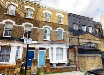 Thumbnail 1 bed flat for sale in Lee Street, London