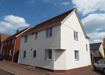 Thumbnail 2 bed flat for sale in Hakewill Way, Colchester