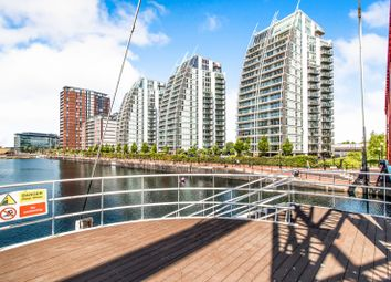 Thumbnail 2 bedroom flat to rent in The Quays, Salford