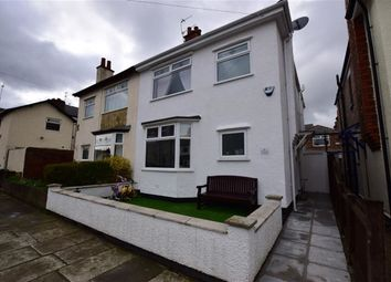 Thumbnail 4 bed detached house for sale in Frankby Avenue, Wallasey, Merseyside