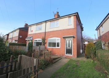 Thumbnail 2 bedroom semi-detached house to rent in Silverdale Road, Newcastle Under Lyme