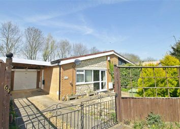 Thumbnail 2 bed bungalow for sale in Fulwoods Drive, Leadenhall, Milton Keynes