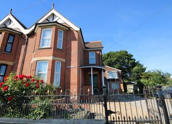 Thumbnail 3 bed semi-detached house for sale in Upper Princes Road, Freshwater