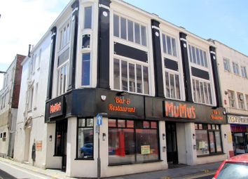 Thumbnail Commercial property for sale in Regent Street, Weston-Super-Mare
